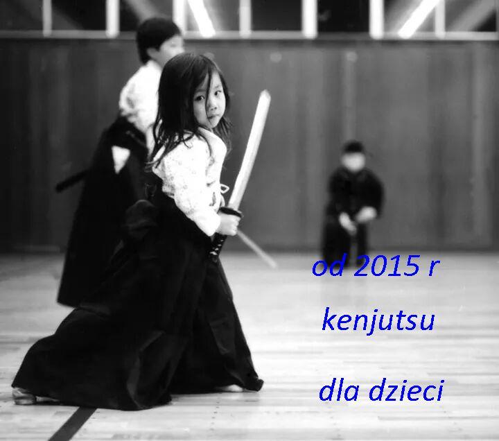 kenjutsu dla dzieci